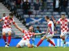 """""""โครเอเชีย"""" ไล่ถลุง """"สก็อตแลนด์"""" สกอร์ 3-1 ได้รองแชมป์กลุ่ม D ทะลุรอบ 16 ทีม ศึก """"ยูโร 2020"""""""